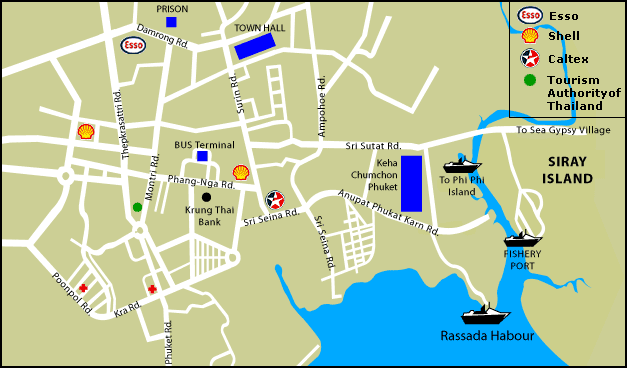 Image result for rassada pier map