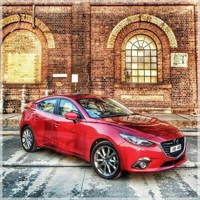 All new Mazda 3