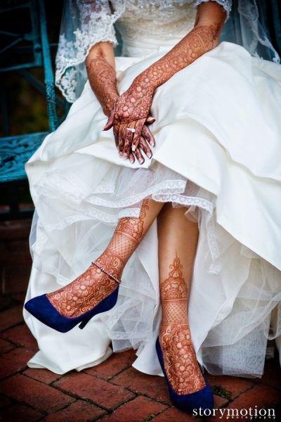 Indian Wedding Photo Weddi Pinterest Mehndi Henna And Bridal