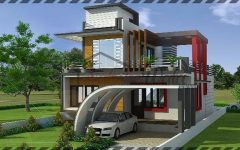 L Shaped Modern House Plan With Two Storey House Essay With House Color Outside Paint Ph In 2020 Contemporary House Design Kerala House Design Contemporary House Plans