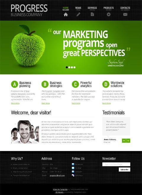 Fresh color combo. | Web Design | Pinterest | Color combos