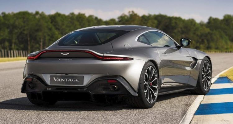 10 Things To Know About The 2019 Aston Martin Vantage Aston Martin Vantage Aston Martin Aston Martin Rapide