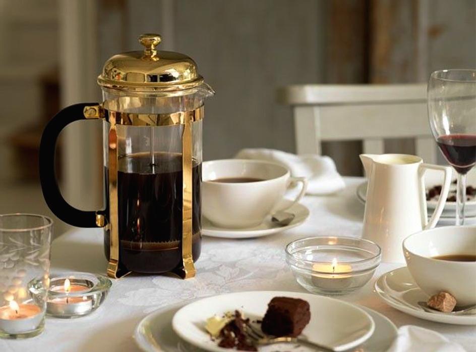 z- Classic French Press Coffee Maker -2a