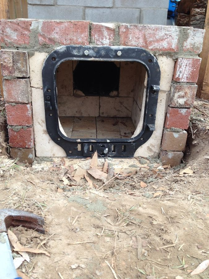 How to Build a Smokehouse bbq/smokers/grills Pinterest Horno