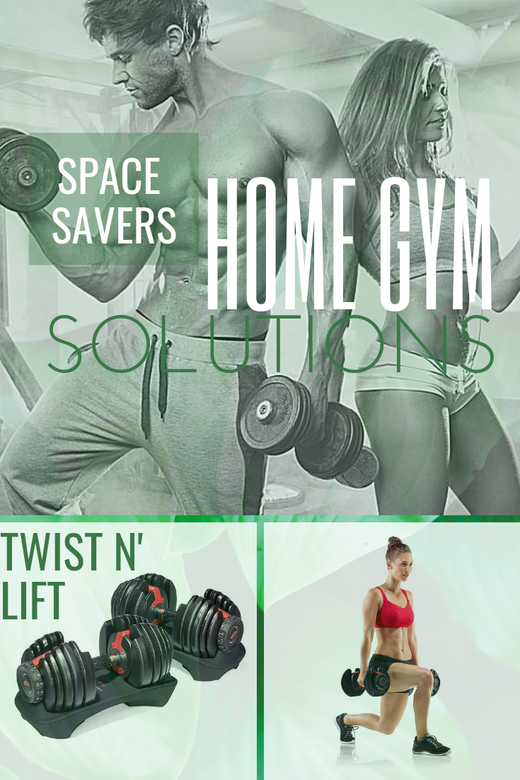 A home gym must have perfect solution for limited space home gym