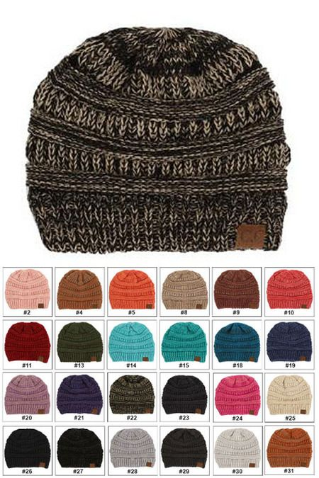 2faa3d20 women fashion CC Beanie two tone mixed *** wholesale