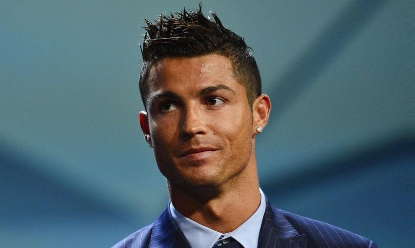 Los Peinados de Cristiano Ronaldo 2016 Cortes de pelo para hombres - corte de cristiano ronaldo