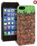 iPhone case. (Minecraft)