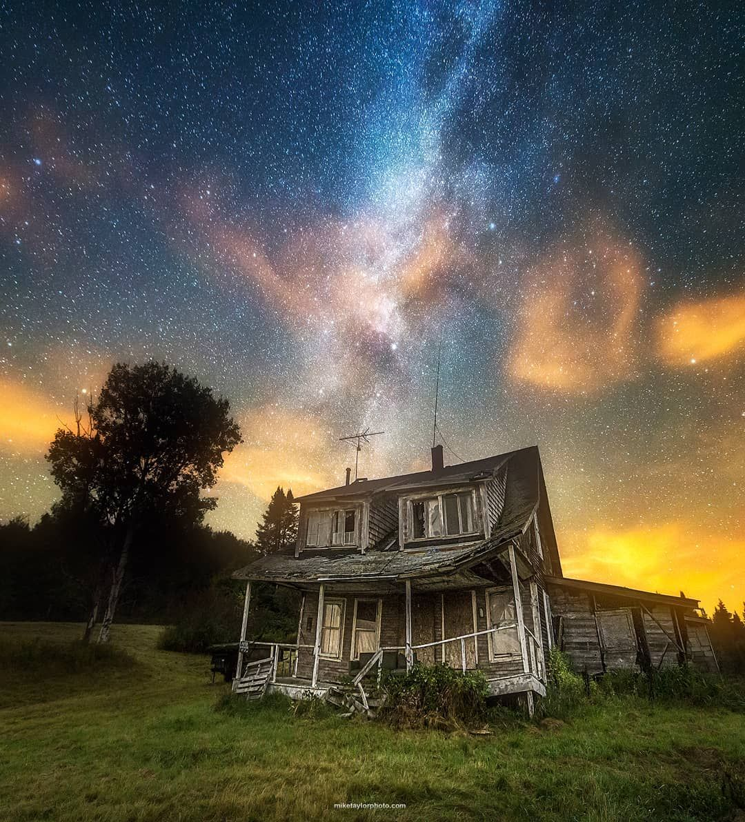 Taylor Photography On Instagram Come Join Us In 2 Weeks To Photograph This Iconic Dilapidated House Duri Landscape Astrophotography London Street Photography
