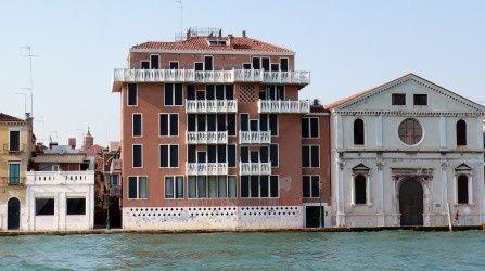 Casa cicogna alle zattere venezia 1953 ignazio for Casa moderna venezia
