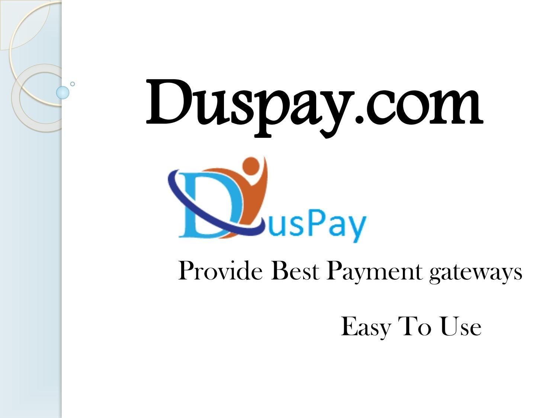 Payment gateway duspay Payment gateway, Credit card