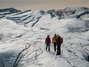 Photo of Blue Ice Erfahrung in Skaftafell | Einfache Schwierigkeit