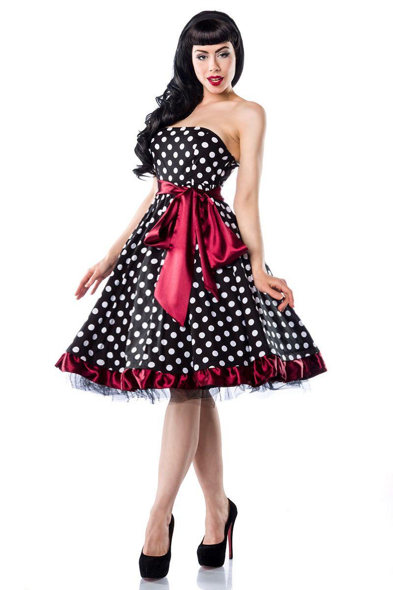 Rockabilly Dress 12655 - www.atixo.de  6f6dade04b6