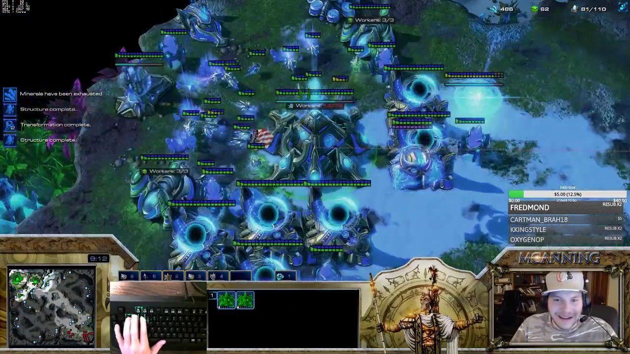 MCan Oracle Snipe #games #Starcraft #Starcraft2 #SC2 #gamingnews #blizzard