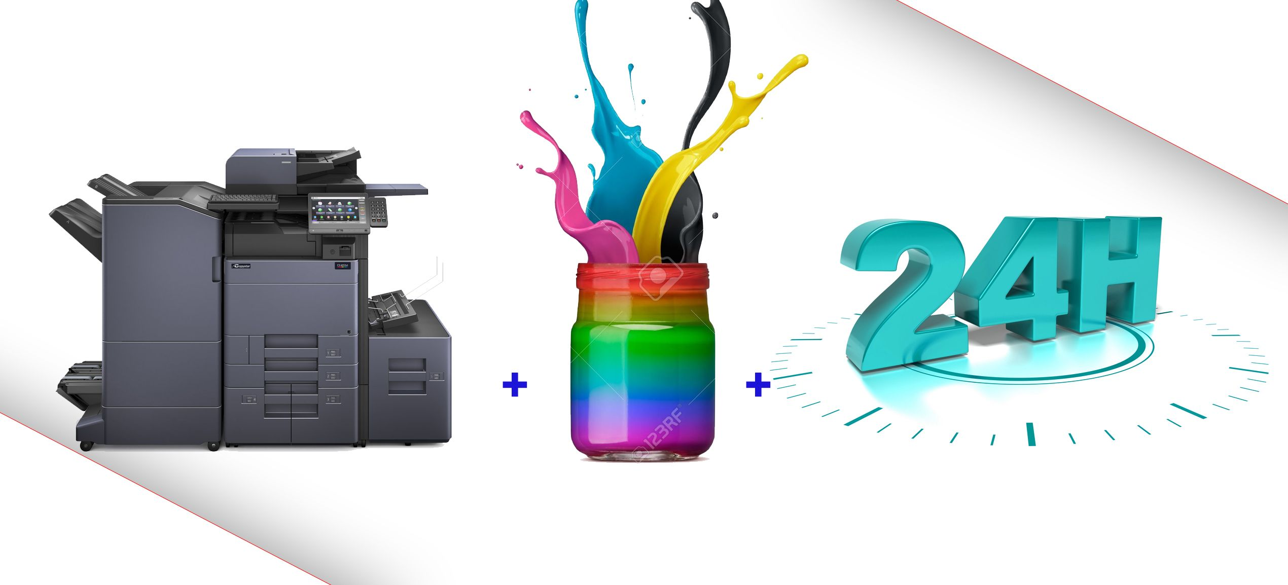 24 Hours Cheap Color Copies Cheap printing, Color copies