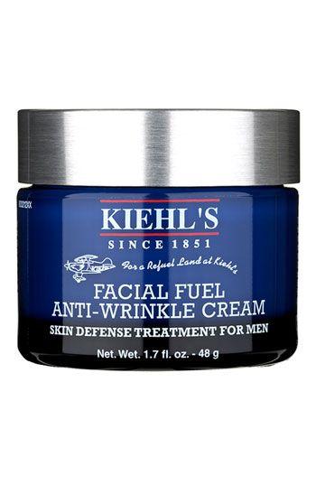 Kiehls Facial Fuel Anti Wrinkle Cream 1.7oz (48g) Merchandise 1869566 Good Sense Make Up Remover Wipes - 15 Count