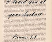 ;) Thank you Jesus!