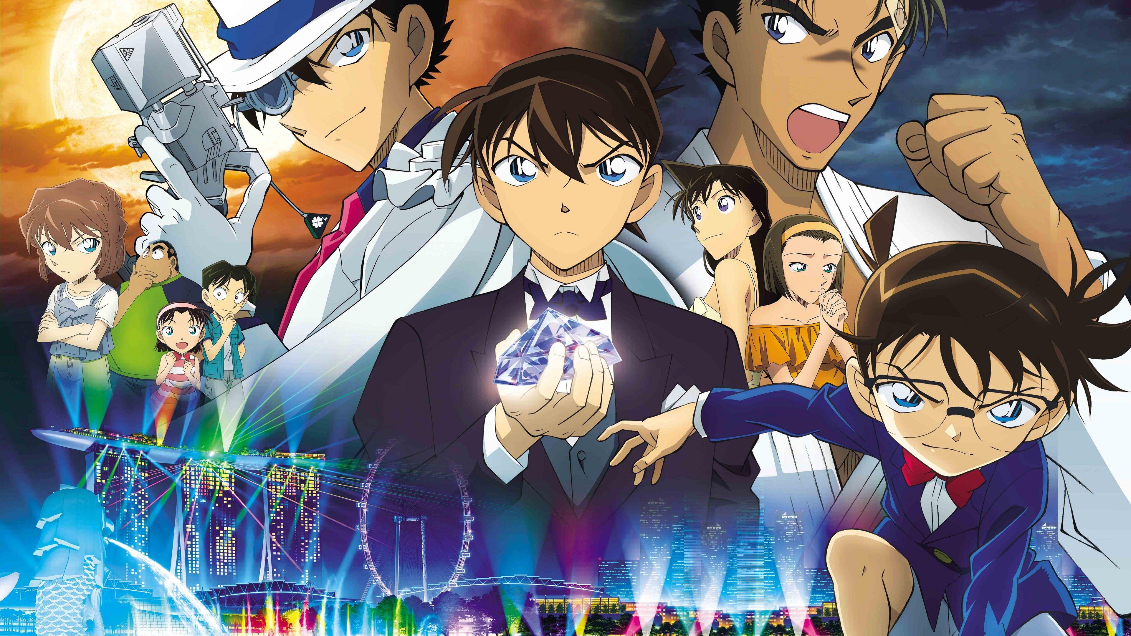 Detective Conan Anime recebe o arco original de 4 episódios de Kansai em janeiro