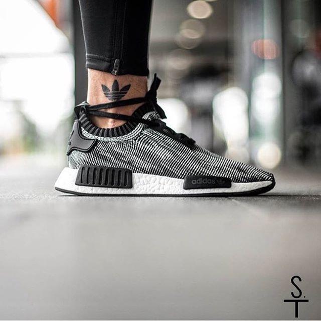 NMD_R2 Primeknit Shoes Adidas