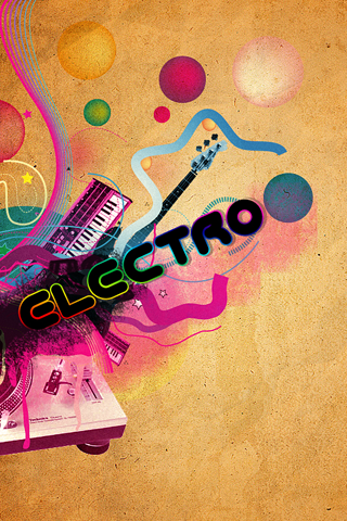 Electro Abstract Music Android Wallpapers Hd Android Wallpaper Hd Wallpaper Android Abstract