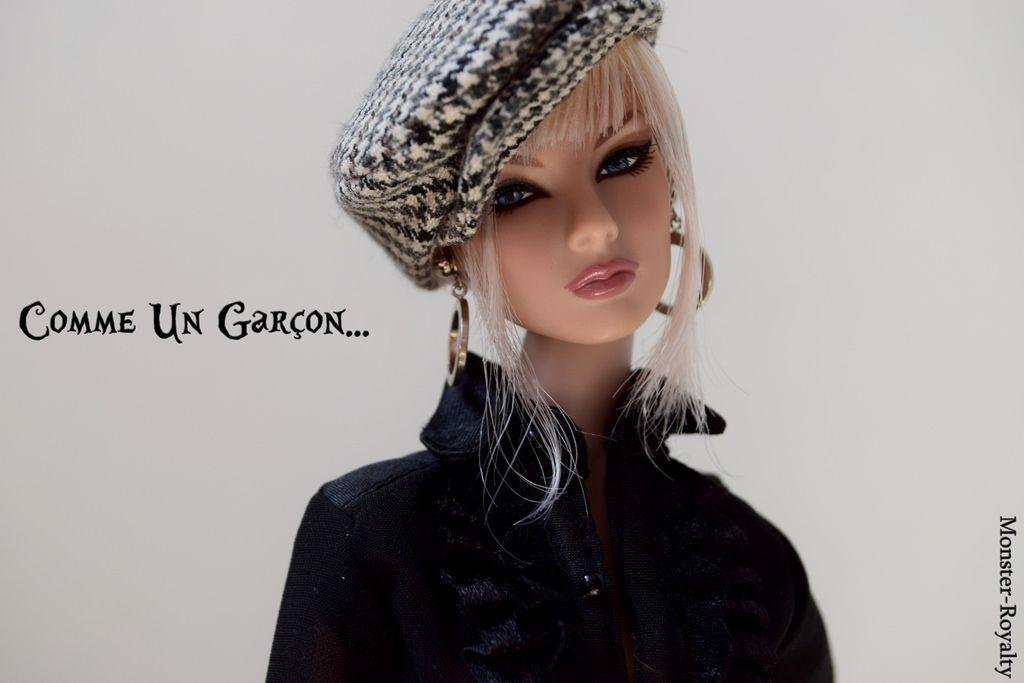 Giselle, Comme Un Garçon (Like A Boy) | by Monster-Royalty