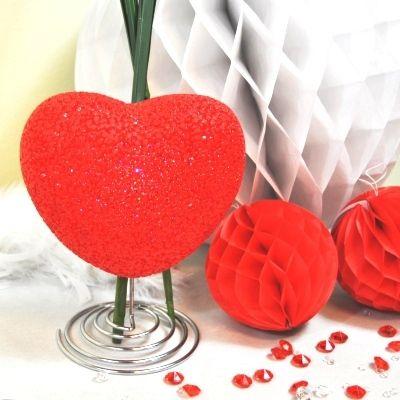 Magnifique lampe #cœur d\'intérieur ! Un beau #cadeau à offrir pour ...