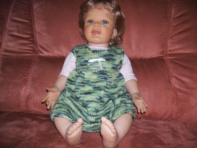 Puppenhängerchen 45-50cm von Der Family-Shop auf DaWanda.com