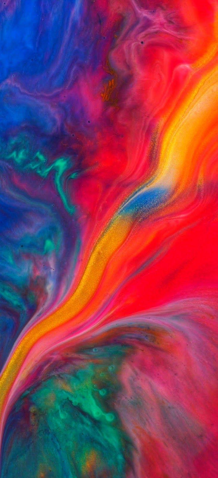Colorful Wallpaper Wallpaper iphone ios7, Ios 11