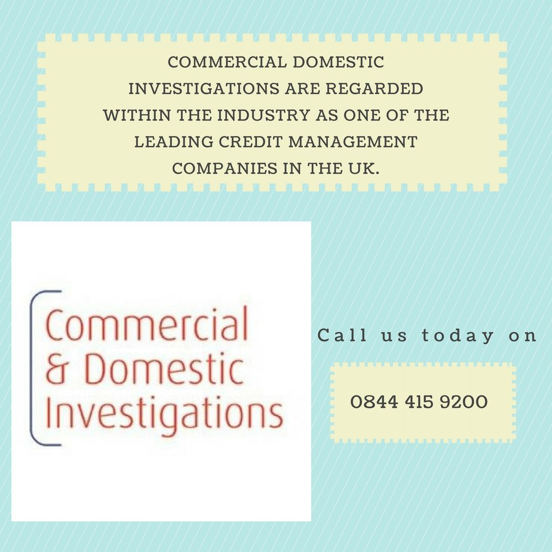 Commercial Debt Recovery has been collecting commercial