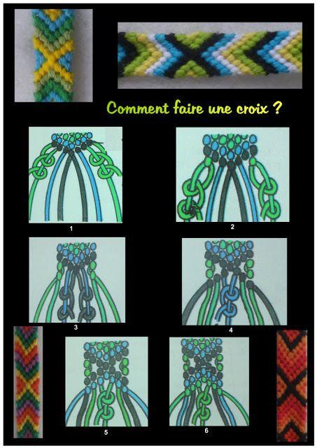 files pour bracelet bresilien