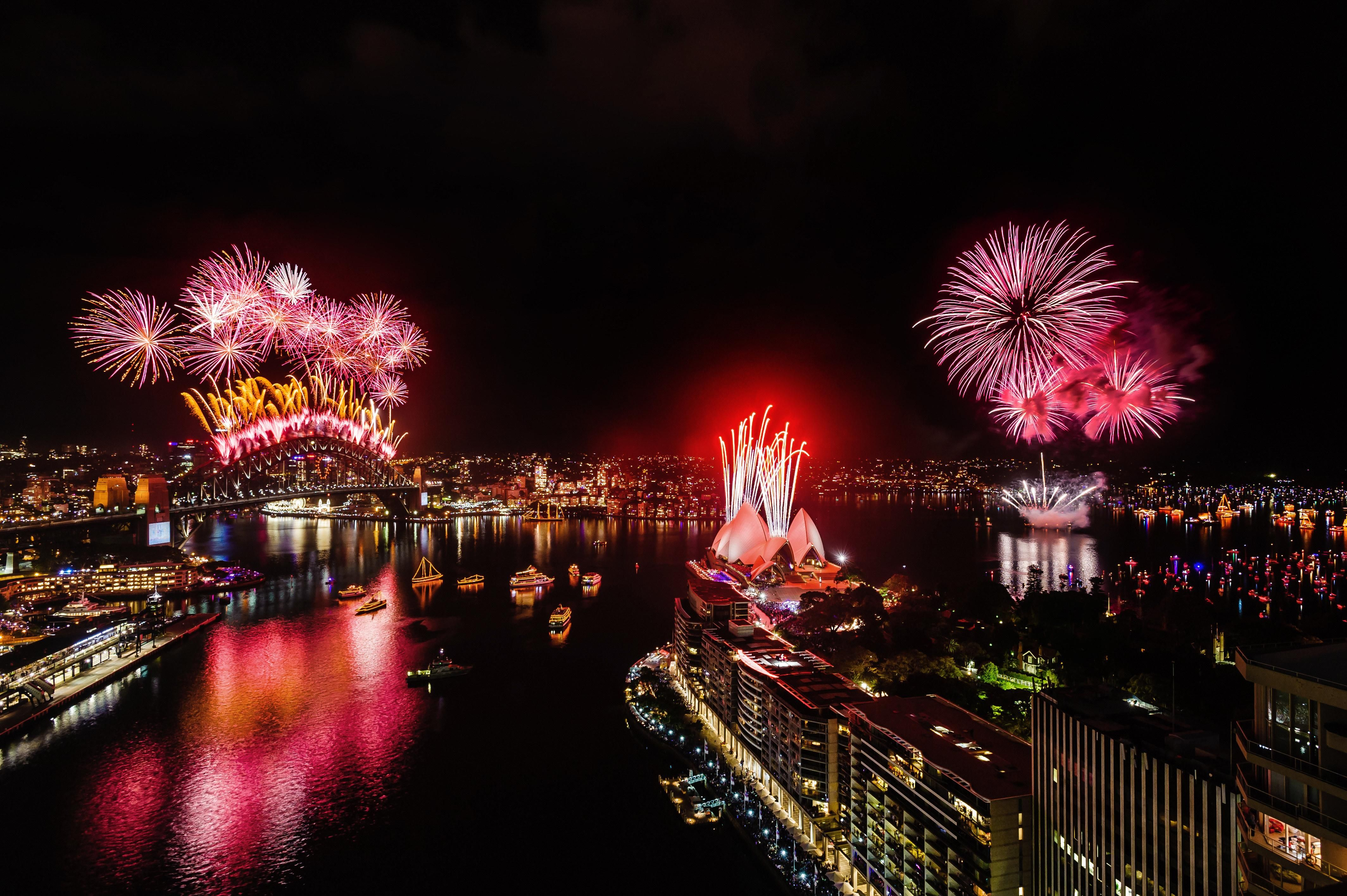 The World's Most Exciting New Year's Eve Celebrations