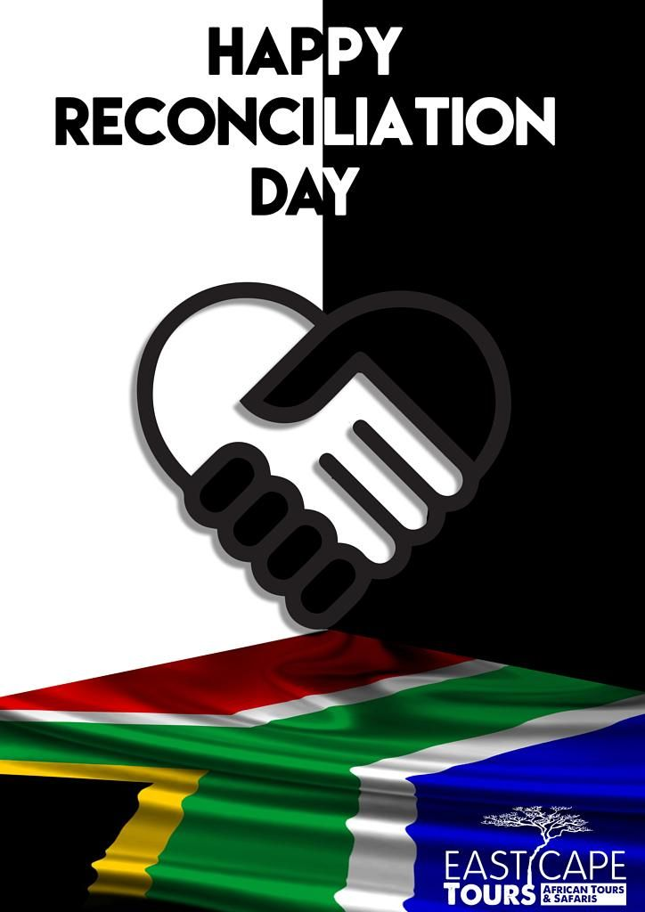 Happy Day Of Reconciliation To Our Fellow South Africans