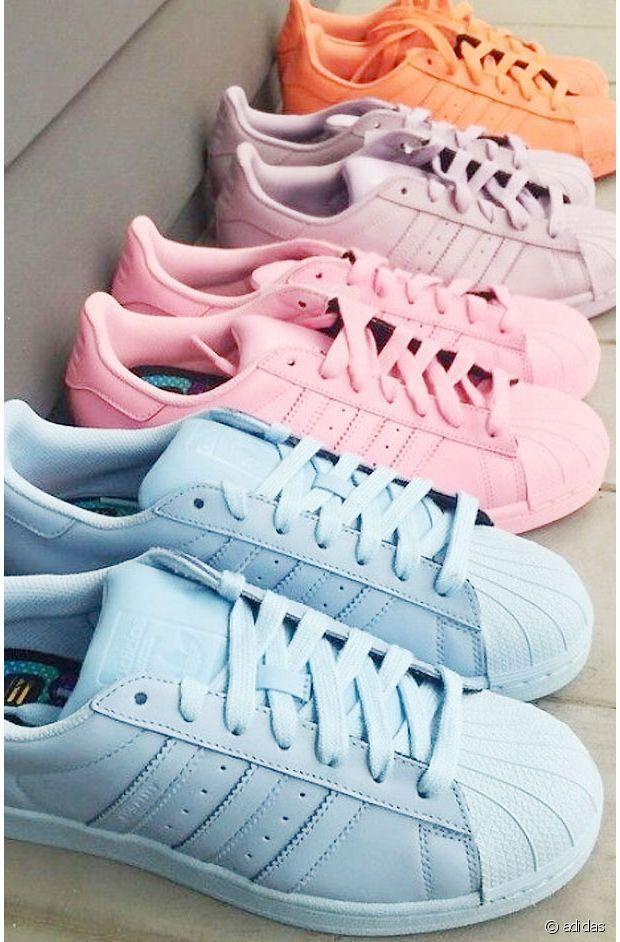 ShoesAdidas Et Nike Sélection Baskets PastelShoes T1Juc3KlF