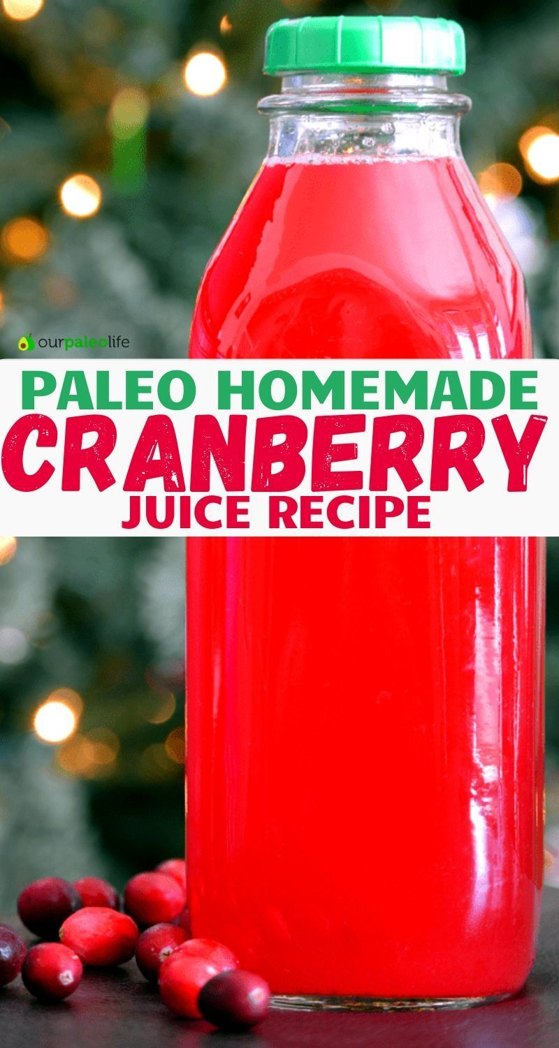 After drinking this cranberry juice i realized that as