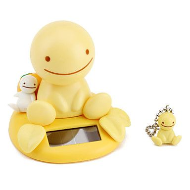 Smiley Face Happy Face Solar Powered Toys Dancing Toys Toy Monkey