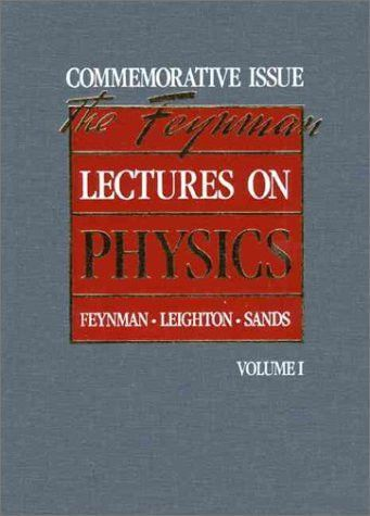 The Feynman Lectures on Physics: Commemorative Issue Vol 1