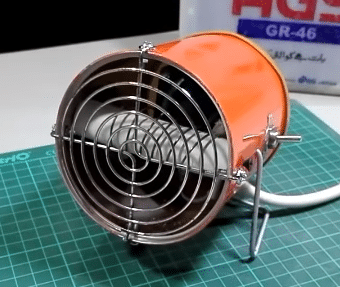 5 Diy Home Heater Ideas With Step By Step Guide Diy Candle Heater Homemade Heater Diy Heater