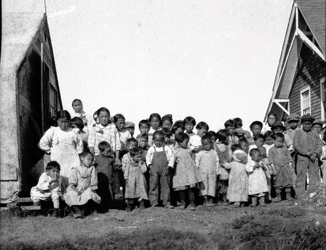 orphans Alaskan village of Nushagak survived the 1918–1919 ...