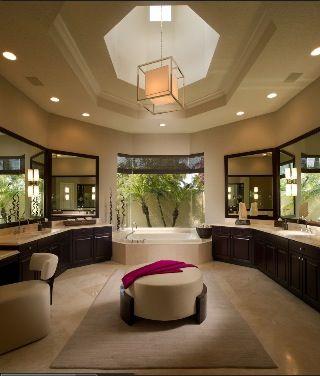 No one needs a bathroom this big.