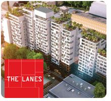 Toronto's Condo of the Day - The Lanes