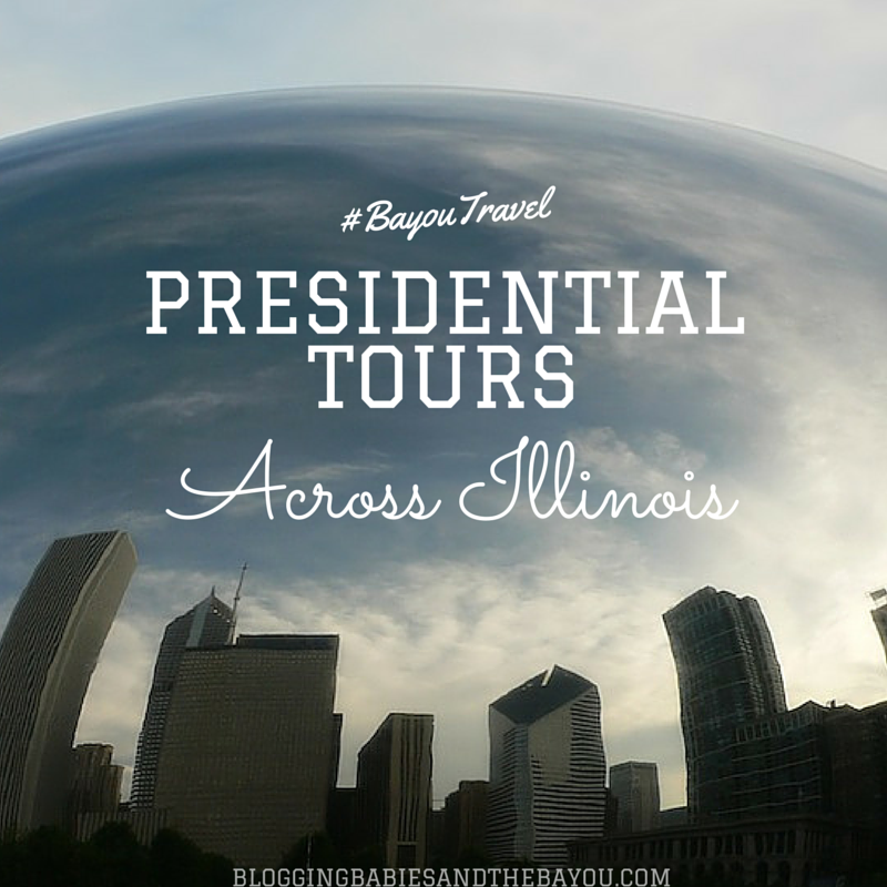 Planning your holiday vacation? Family Travel Chat: Presidential Tour Across Illinois BayouTravel