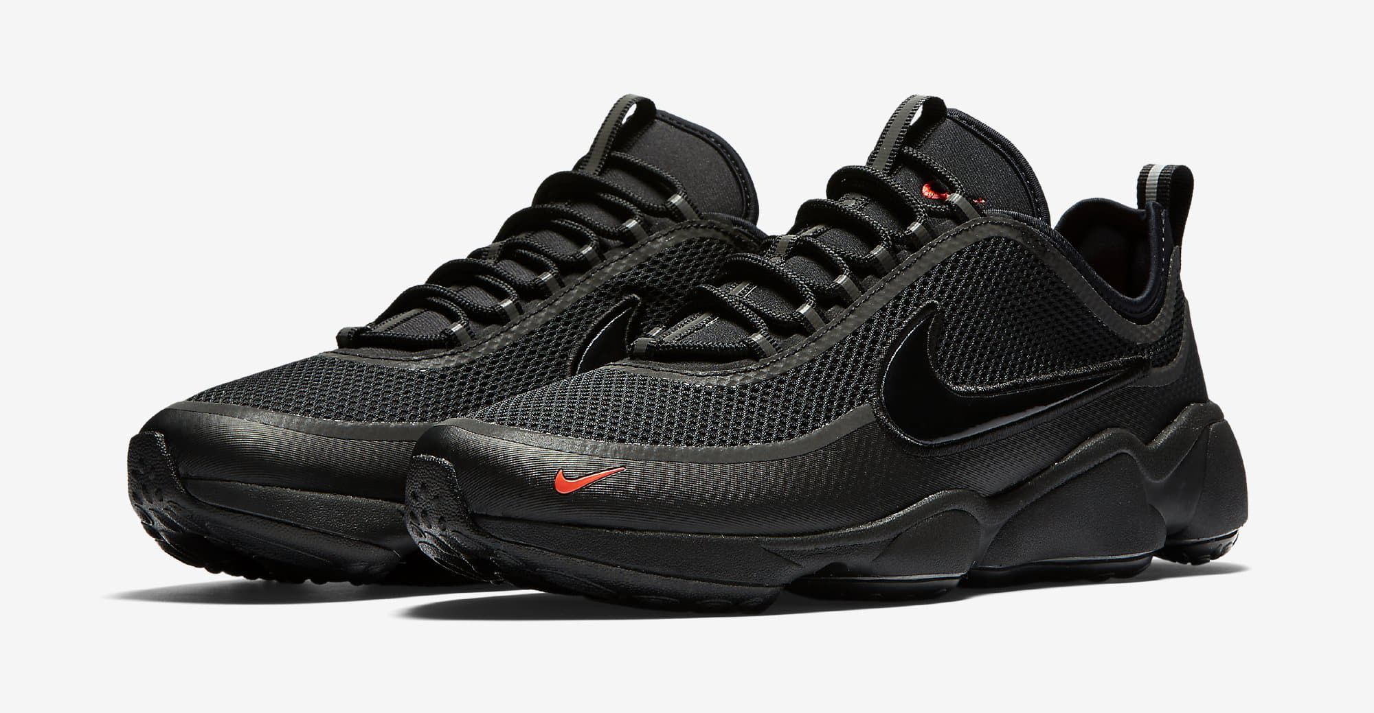136bac975638c Kicks Deals – Official Website Nike Air Zoom Spiridon Ultra Black ...