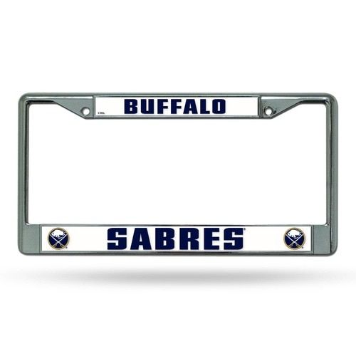 6 x 12 Metal License Plate HIS