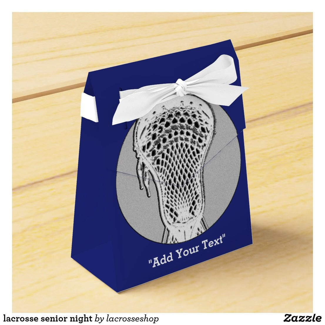 Gifts For Wedding Night: Lacrosse Senior Night Favor Box