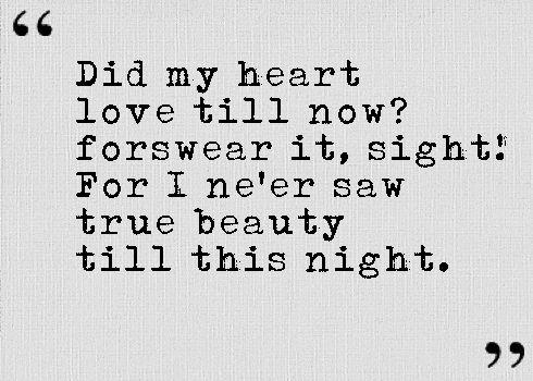 Pin Di S H I N Su Quotes Romeo E Giulietta Shakespeare Citazioni