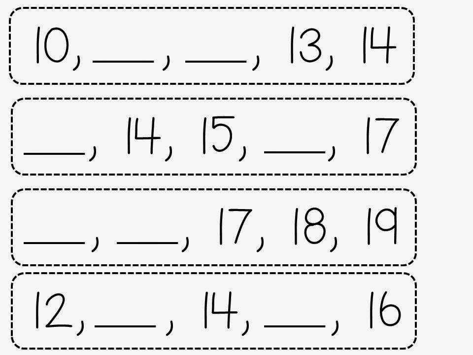 Daily 3 Math - Math Writing: Unit 2 - Teen Numbers | Teen numbers ...