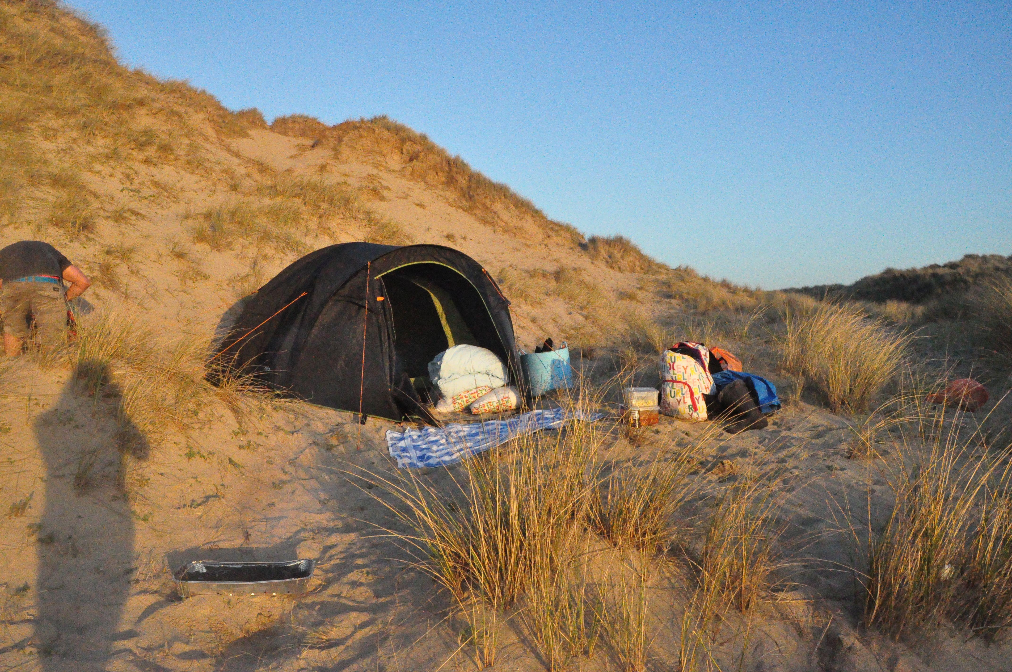 A Wild Swim Cornwall #wildswimming #camping #adventure ...