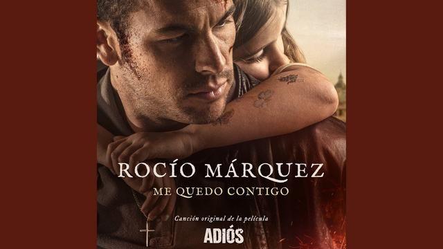 """CANCIÓN """"ME QUEDO CONTIGO"""", DE ROCÍO MÁRQUEZ, DE LA"""
