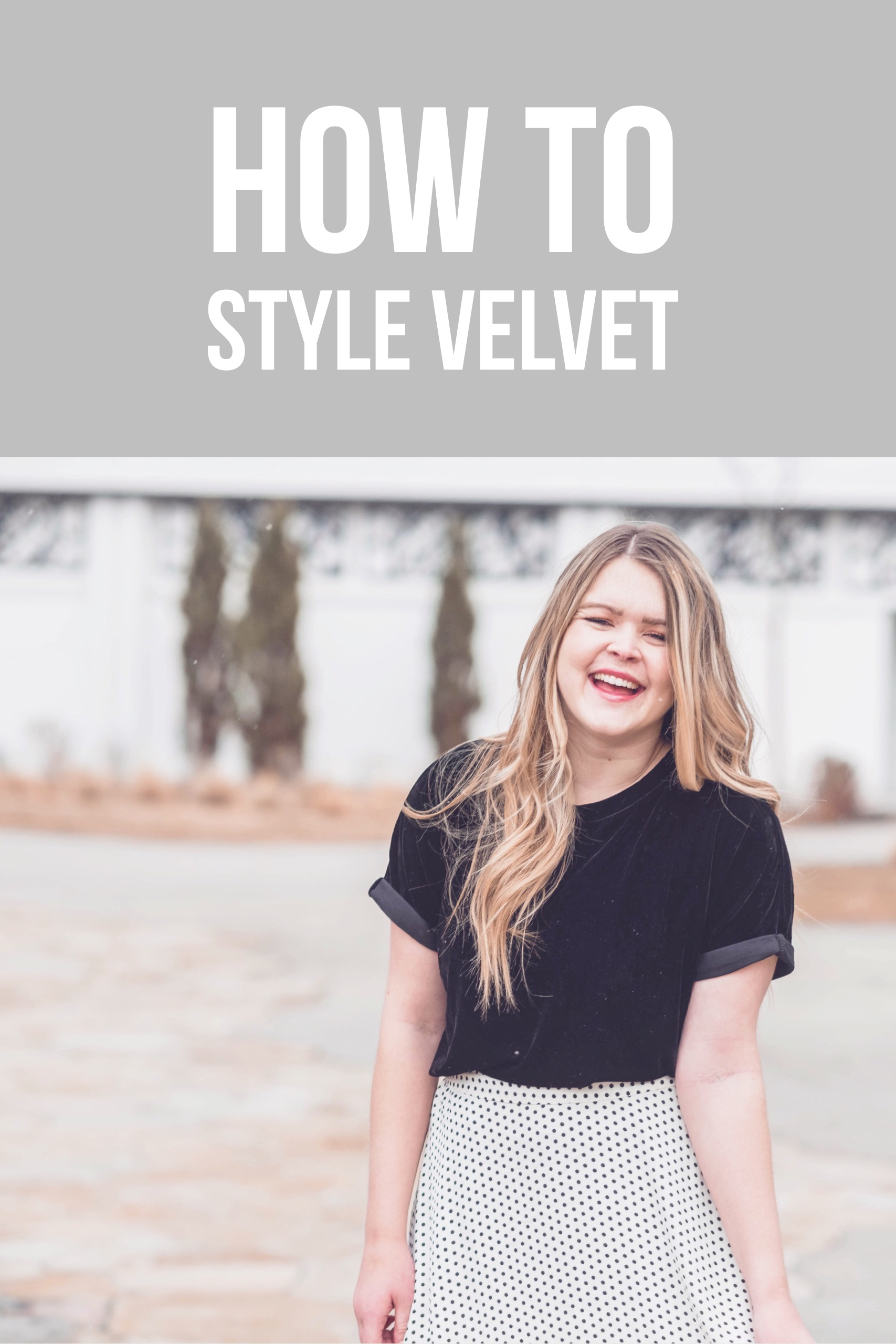 Velvet is one of my favorite fashion trends. This top is so soft and versatile. I didn't think I would fall in love with a velvet shirt but I totally have.