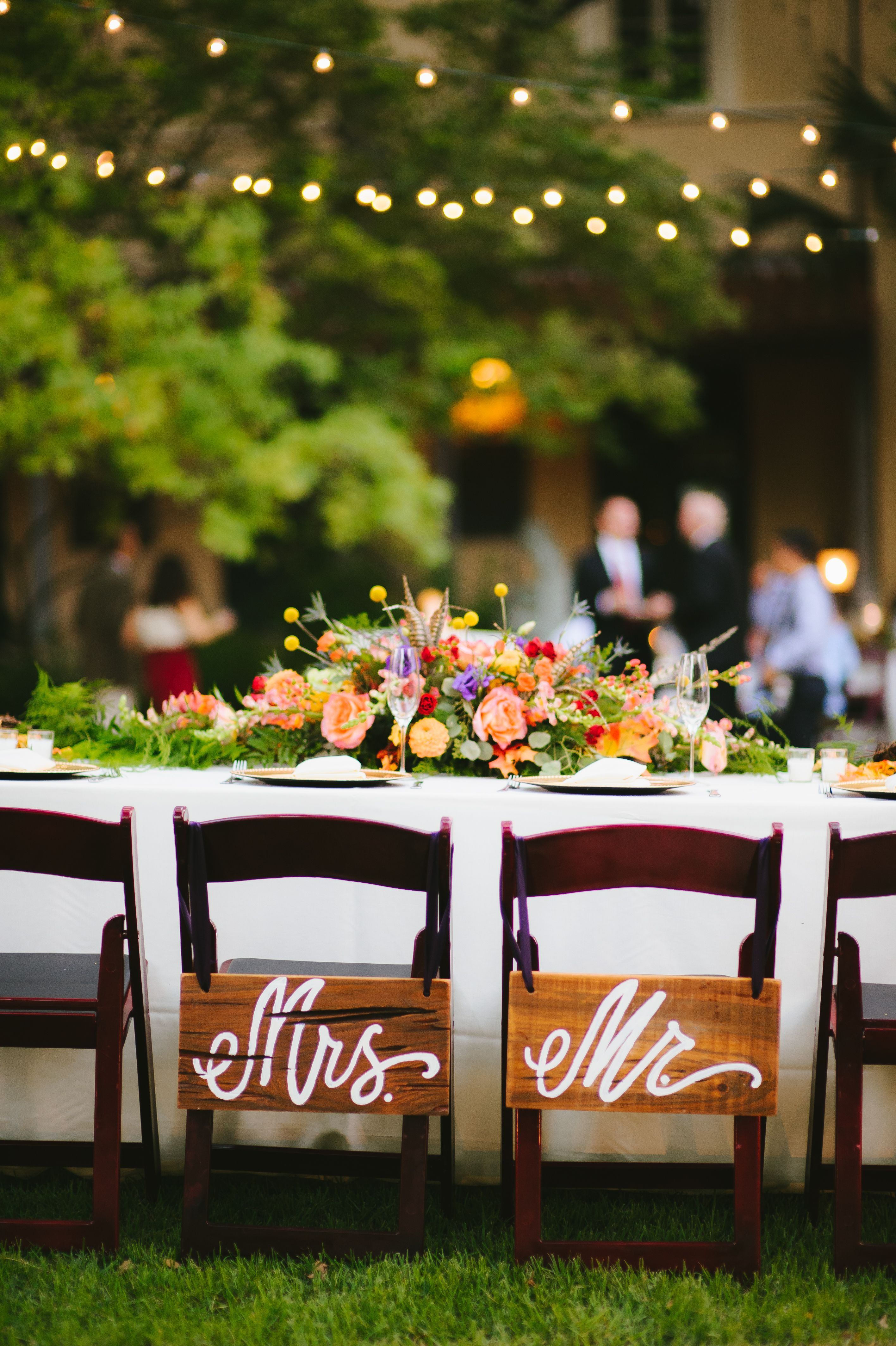 Mr Mrs Outdoor Texas Wedding Event Design Event Decor Event Rentals San Antonio Texas Photography Tent Rentals Event Design Wedding